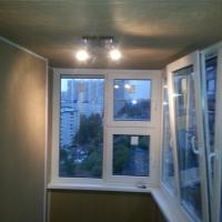 Пластиковые окна для балкона и лоджии, остекление балконов р.